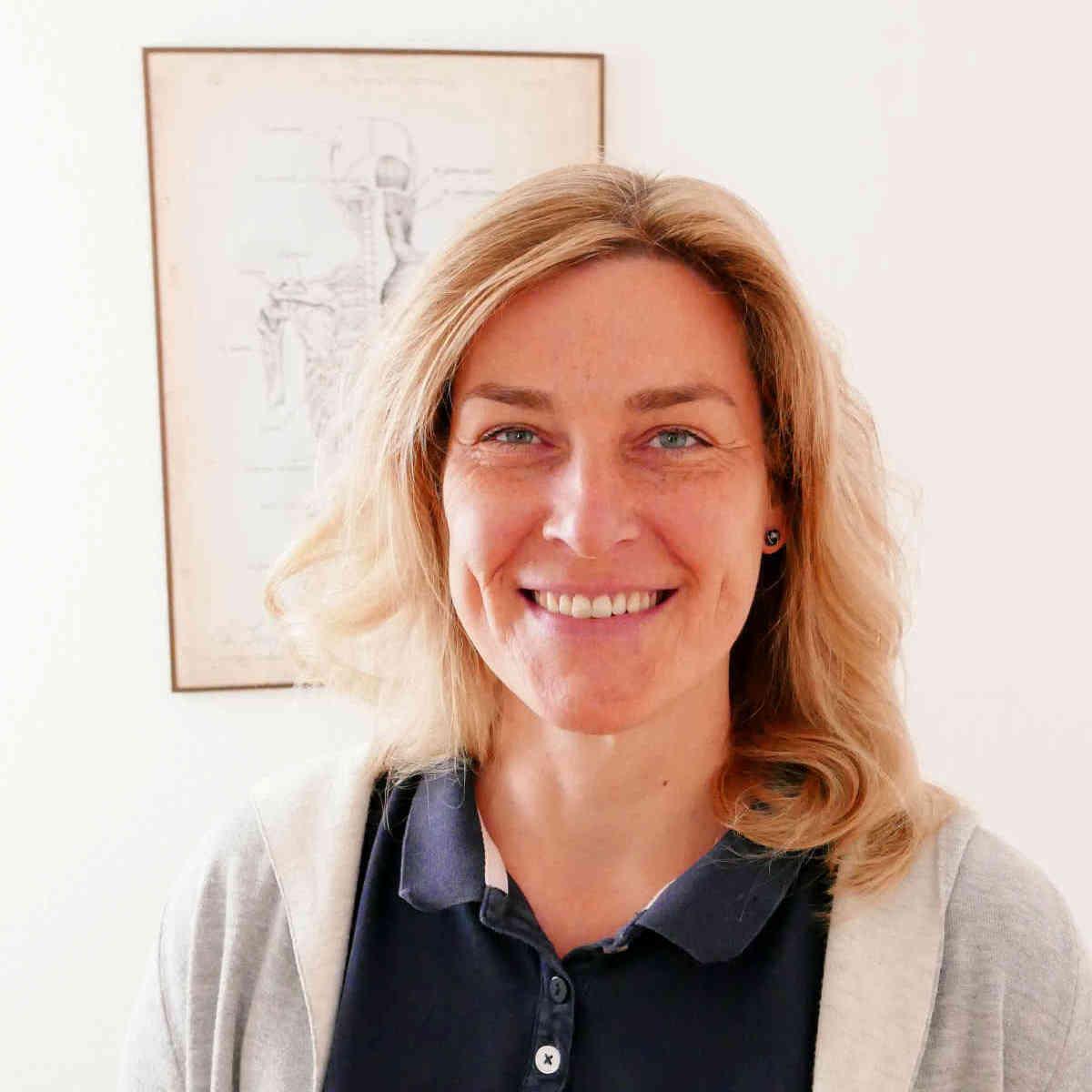 Kristina Steffen - Physiotherapeutin
