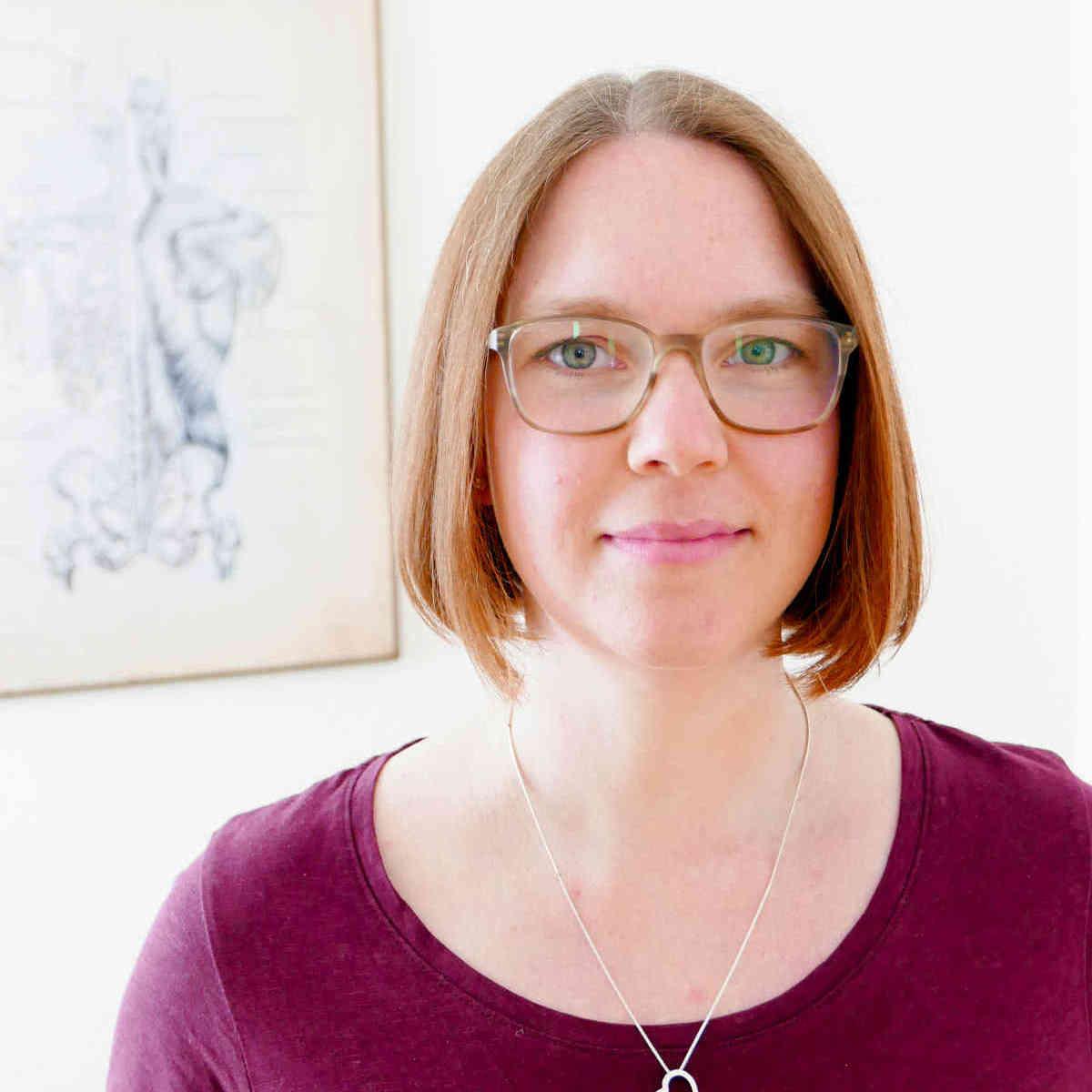 Viktoria Tönsing - Physiotherapeutin