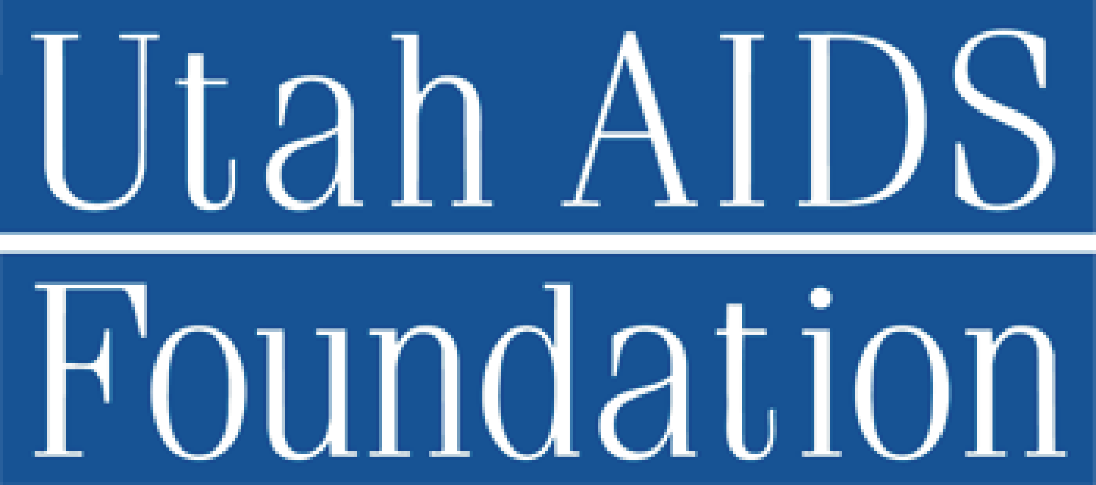 Utah AIDS Foundation Logo.