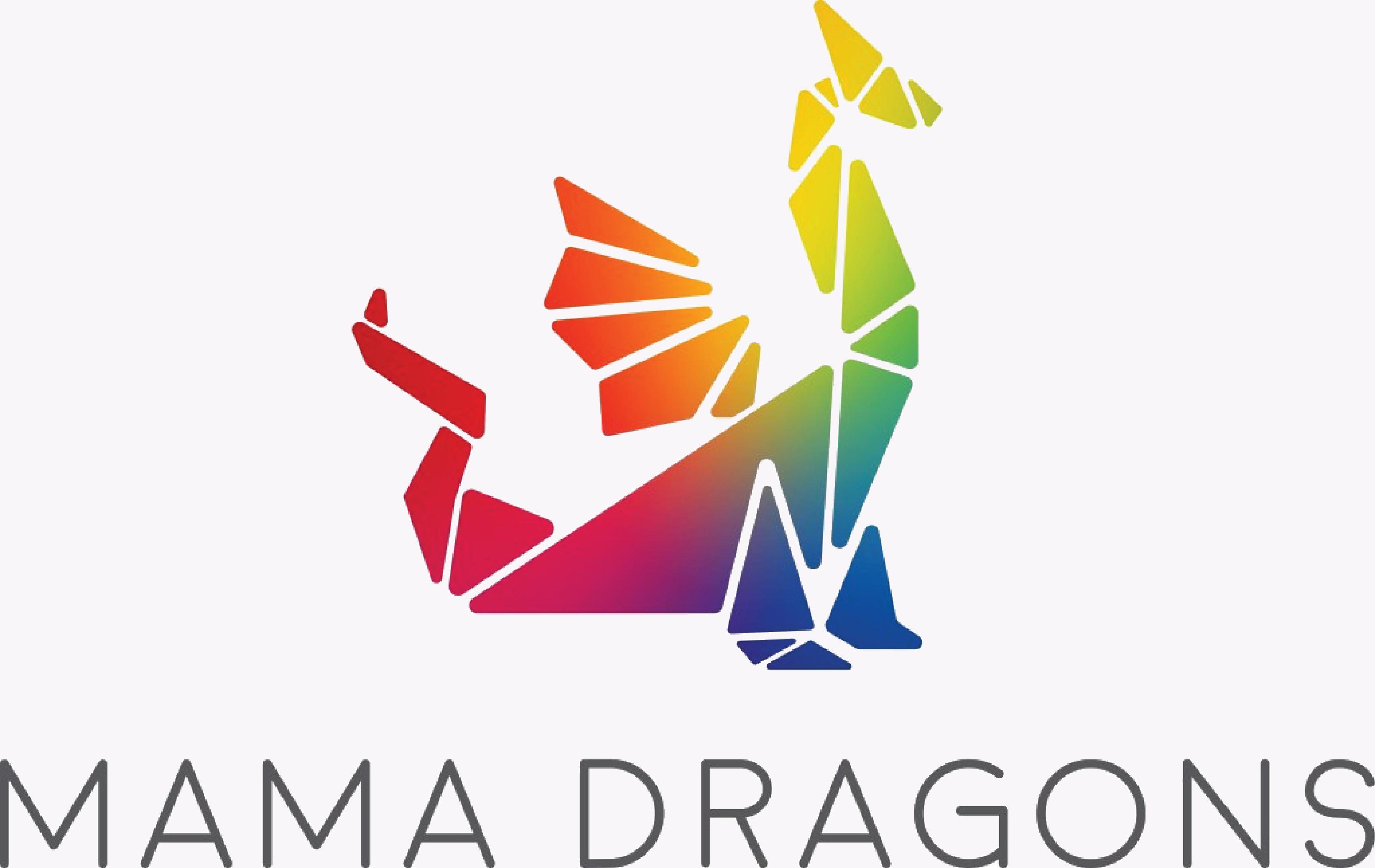 Mama Dragons Logo.