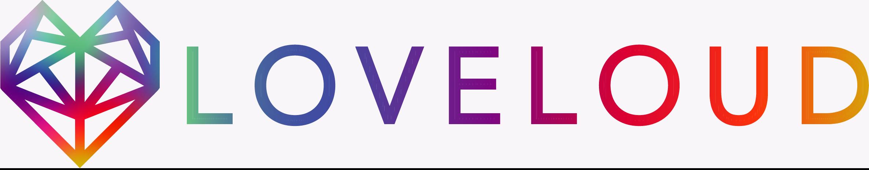 LoveLoud Logo.