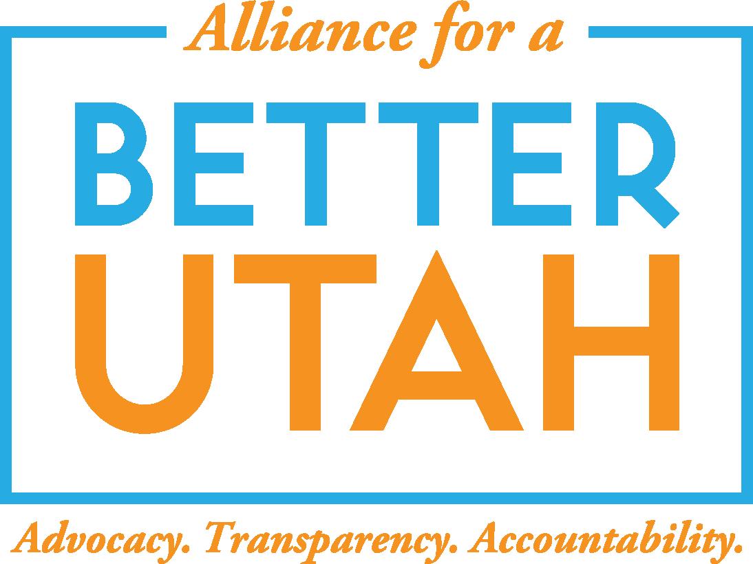 Alliance for a Better Utah Logo.