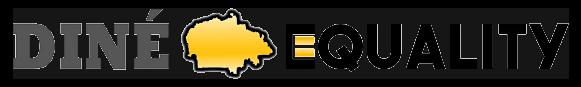 Diné Equality Logo.