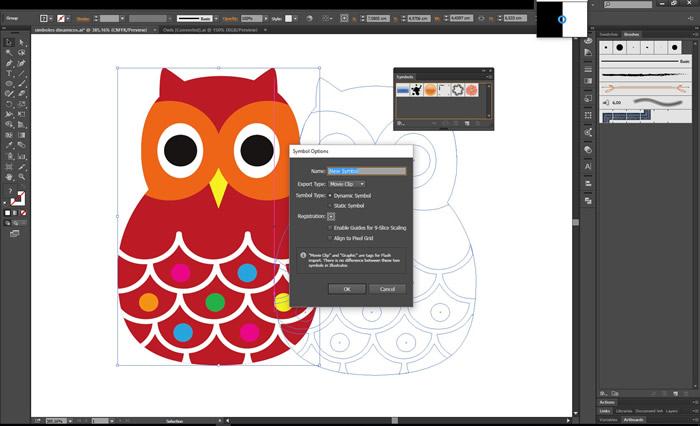 ferramentas de marketing illustrator dashboard