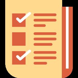 notas fiscais checklist