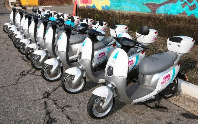 Ribashare - Startup de mobilidade urbana na economia compartilhada