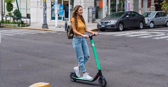 Grin - Startup de mobilidade urbana na economia compartilhada