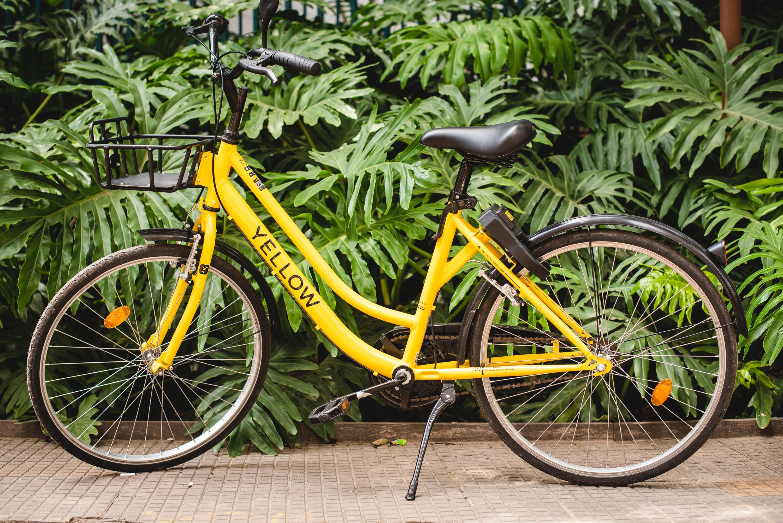 Yellow - Startup de mobilidade urbana na economia compartilhada