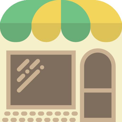 fachada de loja : Tenha uma comunicação direta e influente