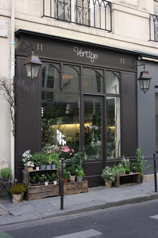 Fachada de loja pequena | Vertige