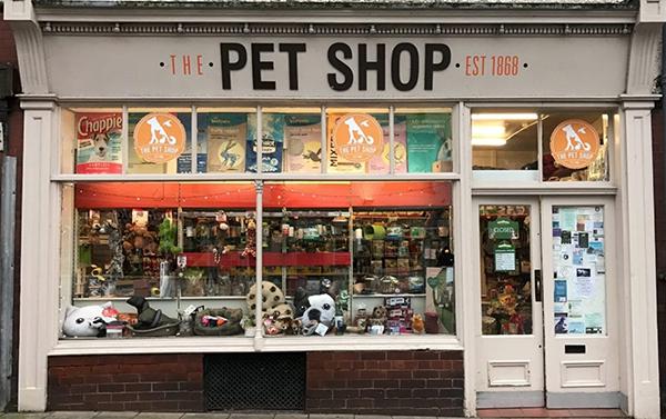 14 Fachada de loja de petshop | The Petshop