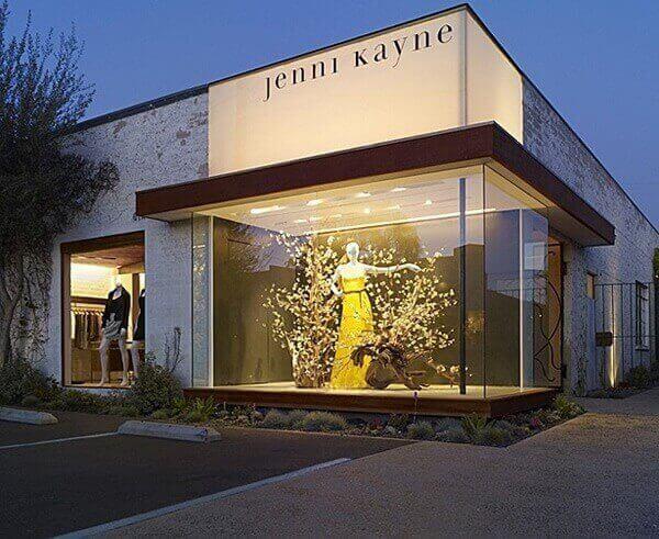 Fachada de loja de roupas | Jenni Kayne