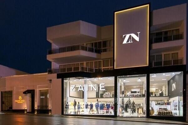 13 Fachada de loja de roupas| Zaine