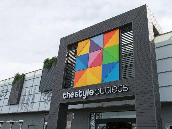 Fachada de loja | The Style Outlets