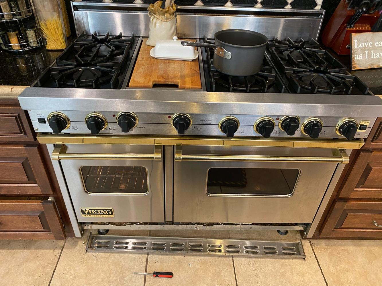 Á‰ Fixed Viking Range Broiler Not Working Prime Hvac Appliance Repair