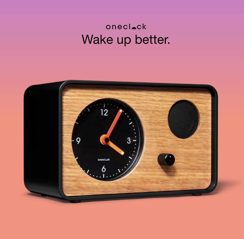 OneClock Site Launch