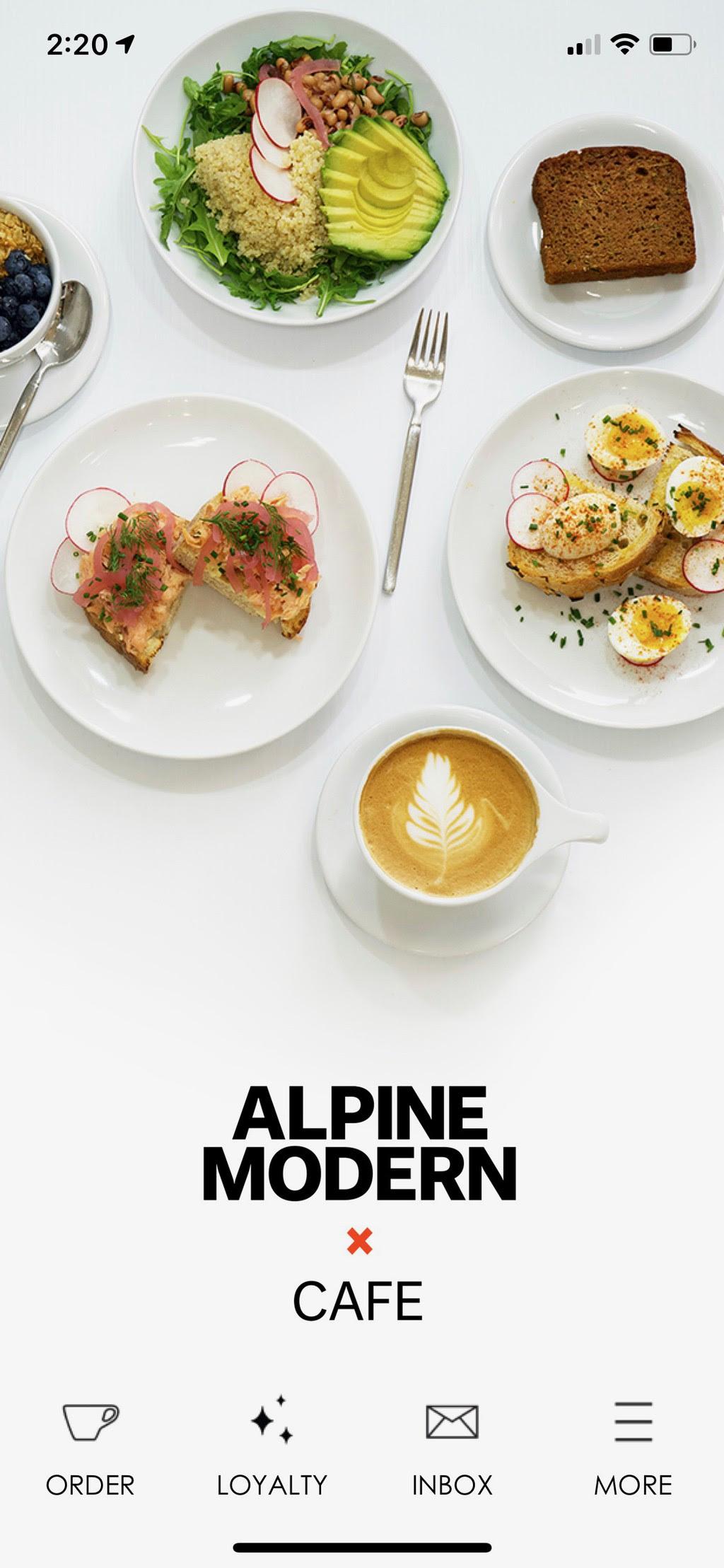 Introducing the Alpine Modern App