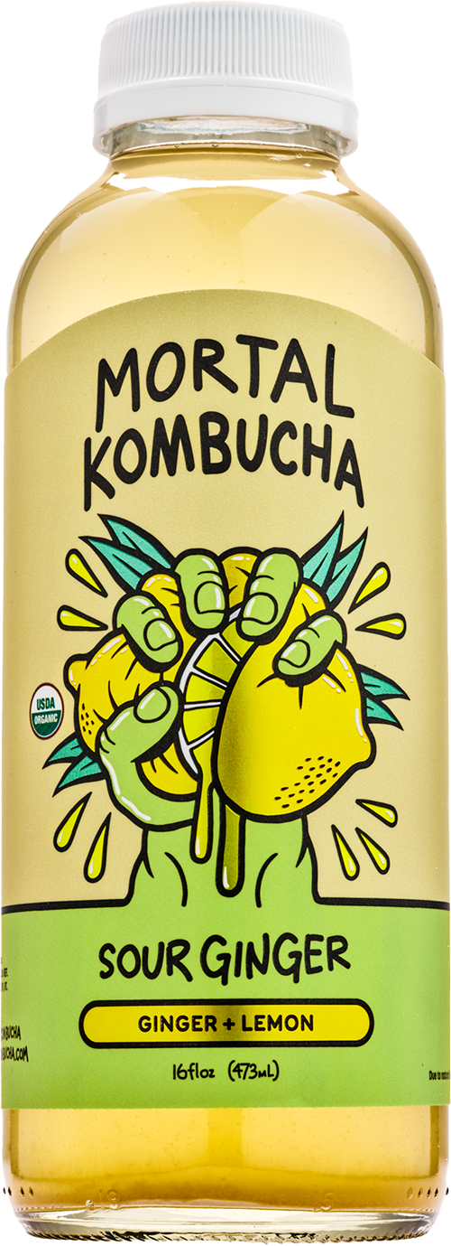 Mortal Kombucha Investment