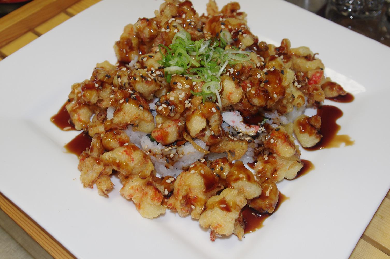 Sake Sushi Grill Rolls