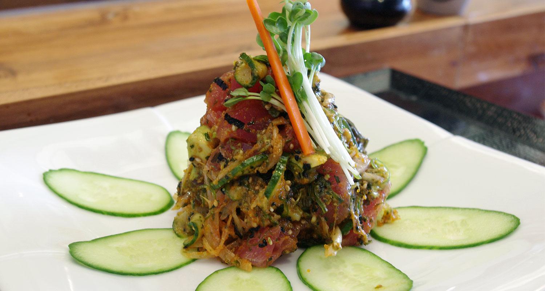 red rock salad