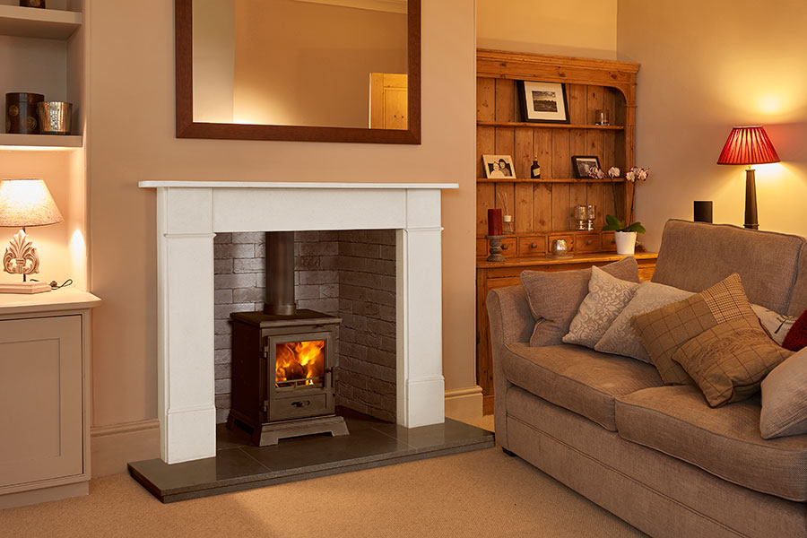 Principal 405 Multifuel Stove Sussex Fireplace Gallery