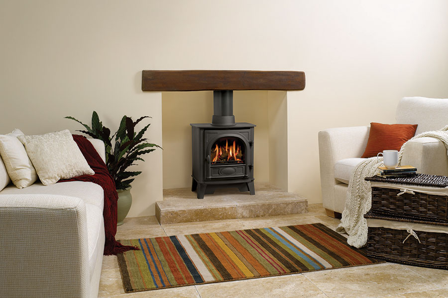 Stockton 5 Gas Stove Sussex Fireplace Gallery