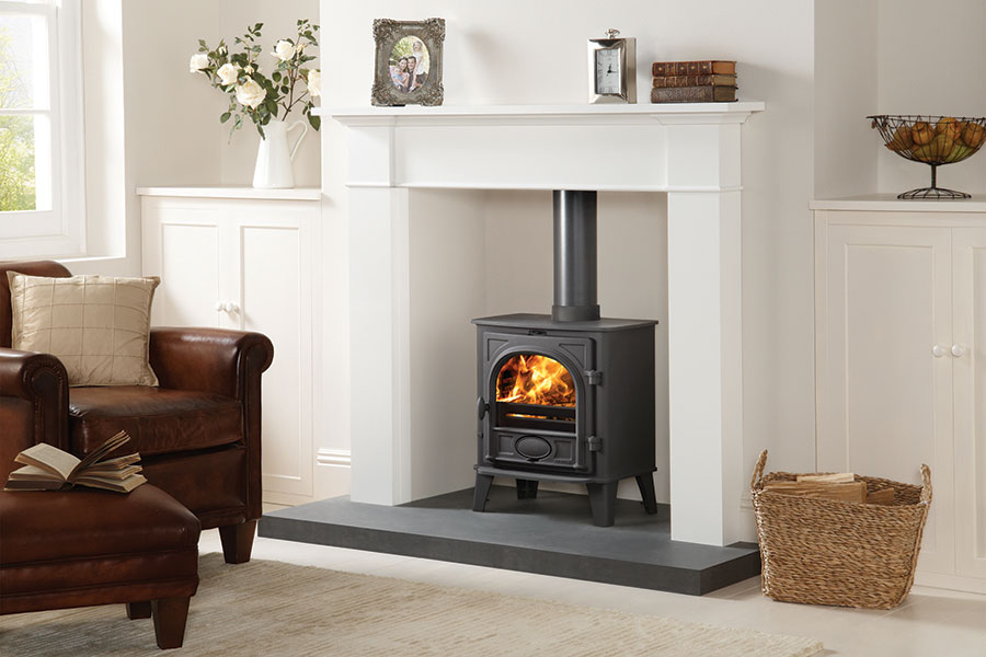 Stockton 5 Woodburning Stove Sussex Fireplace Gallery
