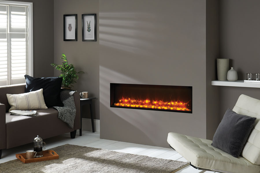 Radiance 105R Inset at Sussex Fireplace Gallery
