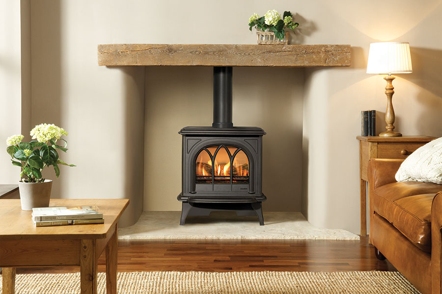 Huntingdon 30 Gas Stove Sussex Fireplace Gallery
