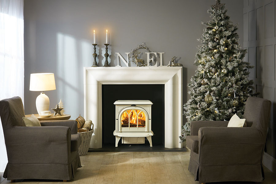 Huntingdon 30 Multifuel Stove Sussex Fireplace Gallery