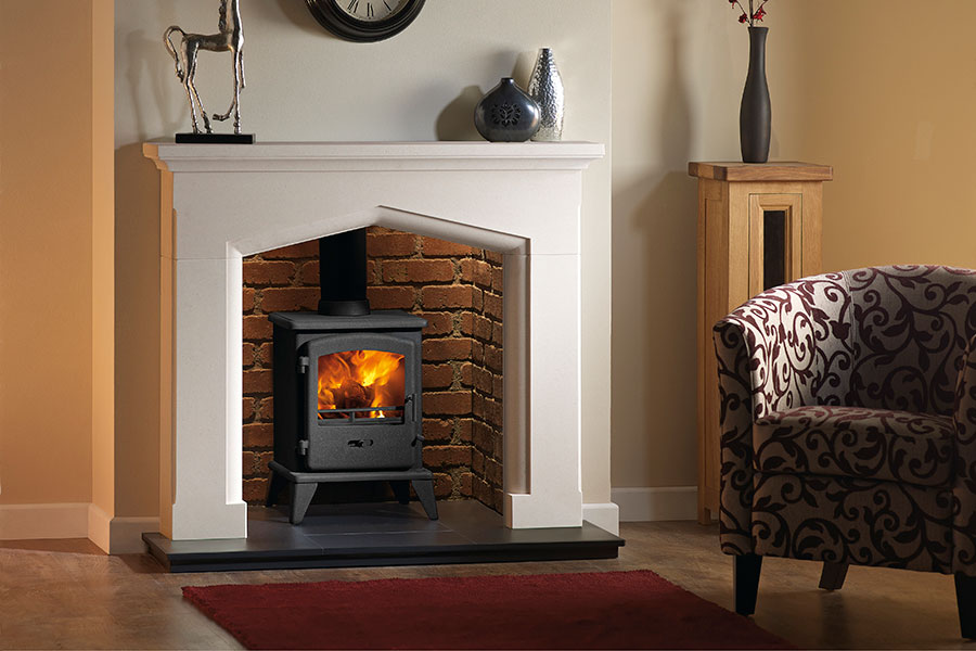 Essence 405 Multifuel Stove Sussex Fireplace Gallery