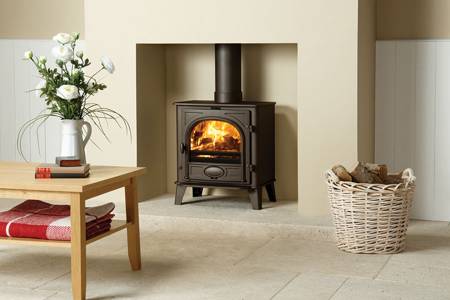 Stockton 7 Woodburning Stove Sussex Fireplace Gallery
