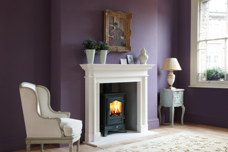 Essence 405 Multifuel Stove Sussex Fireplace Gallery