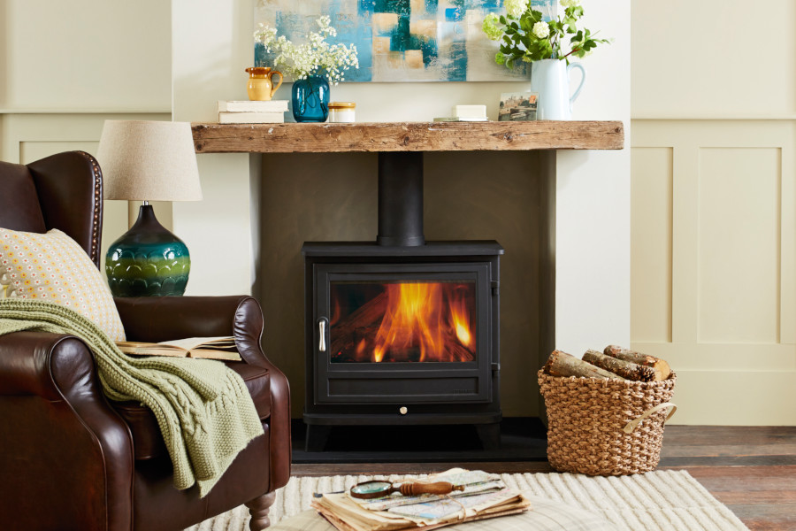 Salisbury 12 Series roomset Sussex Fireplace Gallery