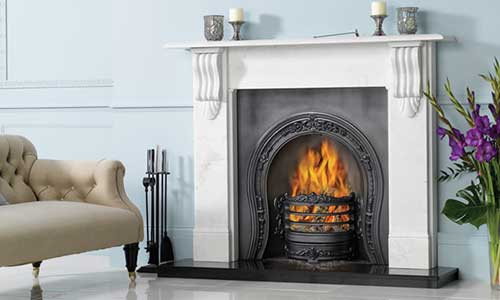 Classic Fireplaces - Grate Fireplaces