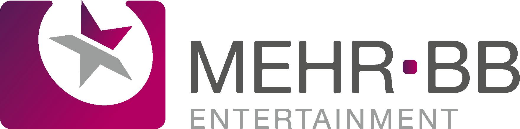Mehr BB Entertainment Logo