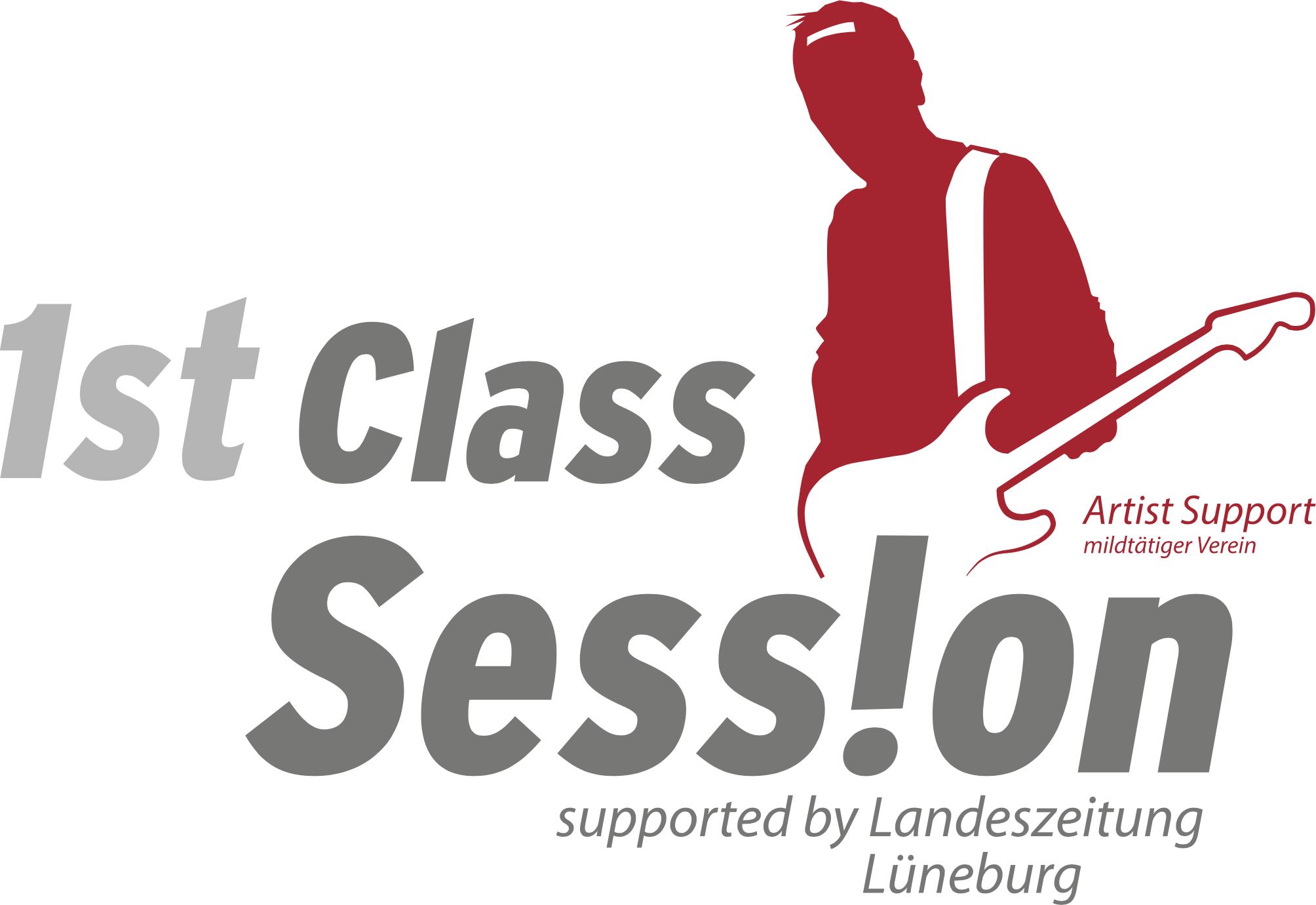1st Class Session e.V. Logo