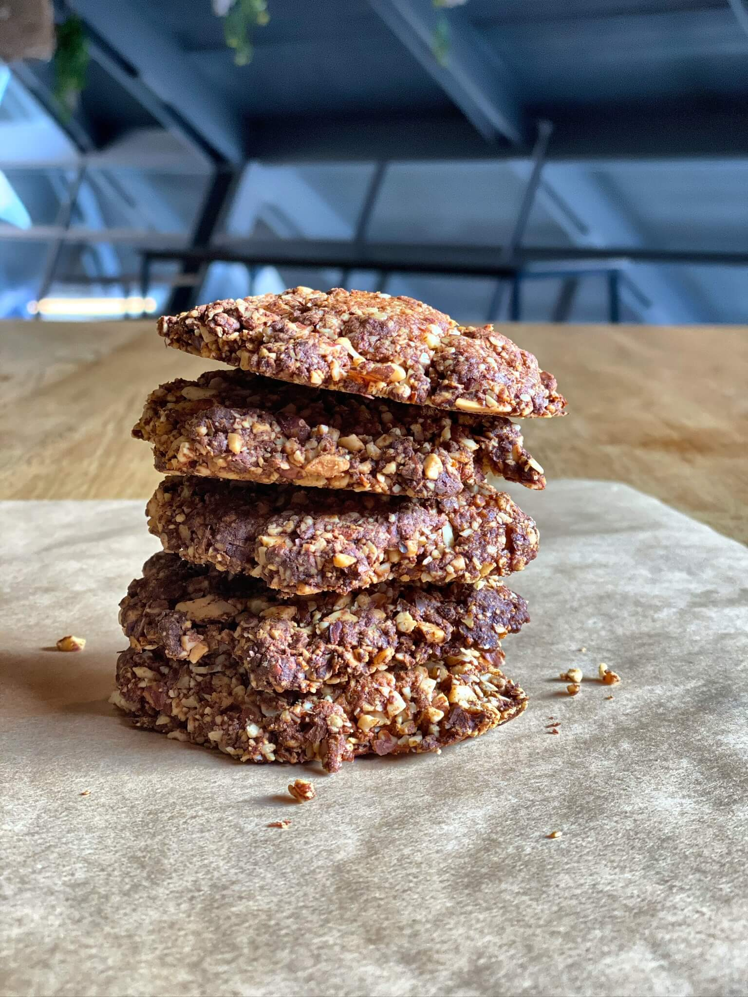 Protein Almond Cookies (pack)