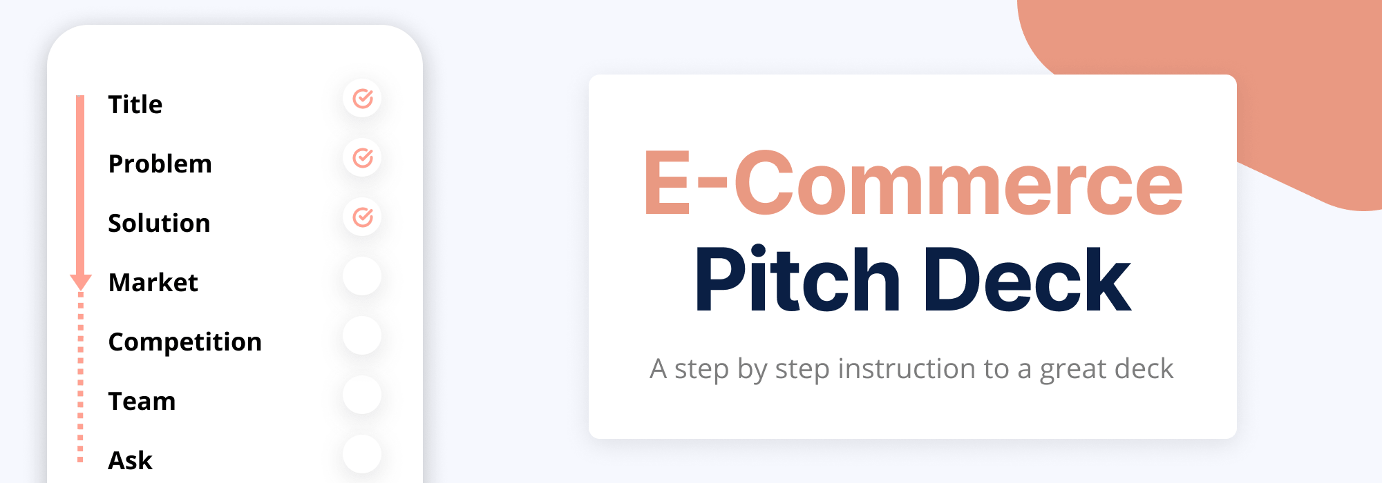 How to Create an E-Commerce Pitch Deck