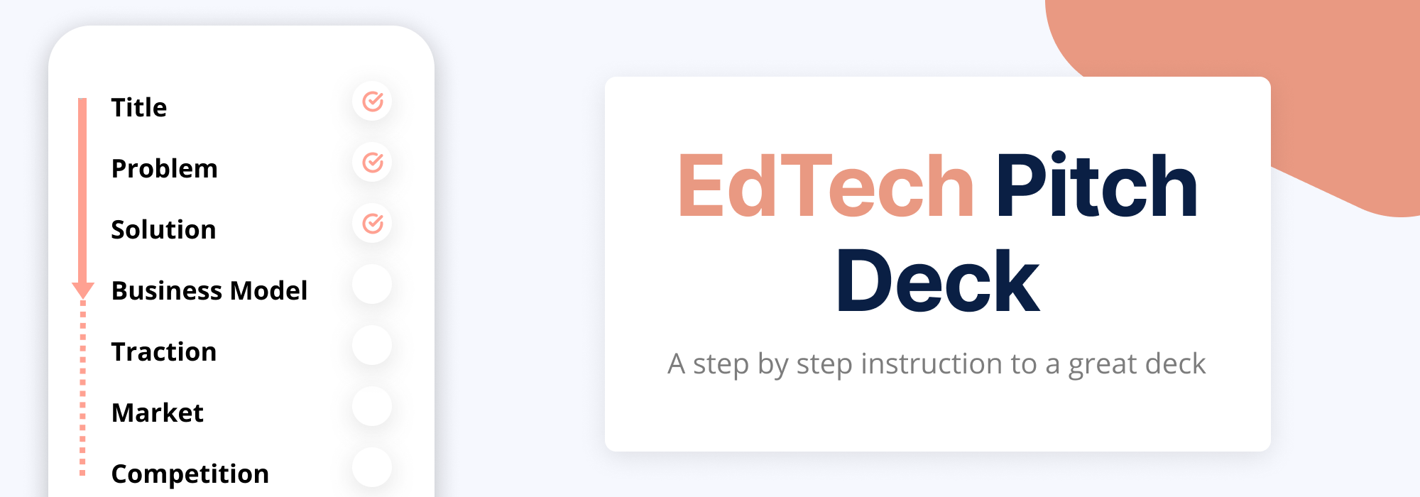 How to Create an EdTech Pitch Deck