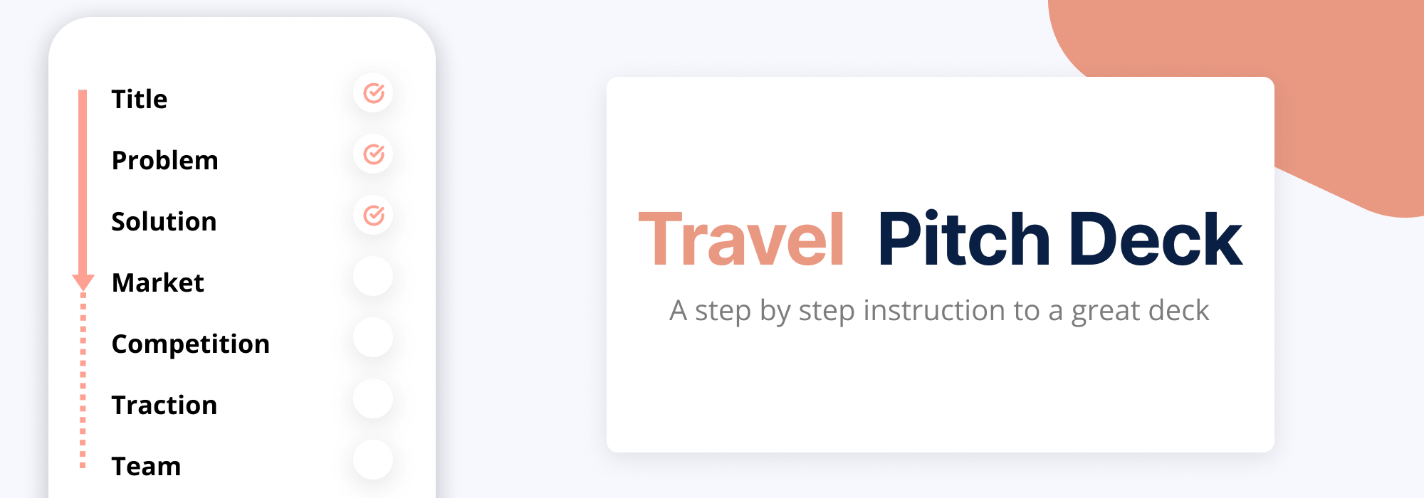 How to Create a Travel Startup Pitch Deck