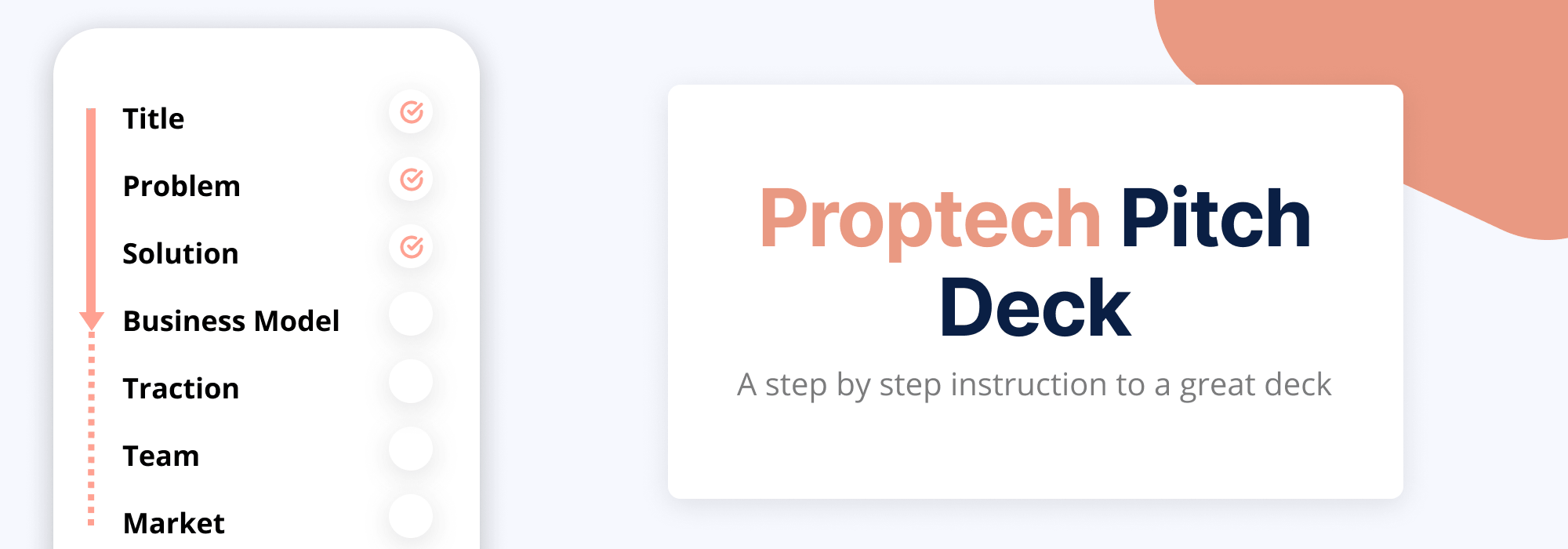 How to Create a PropTech Pitch Deck