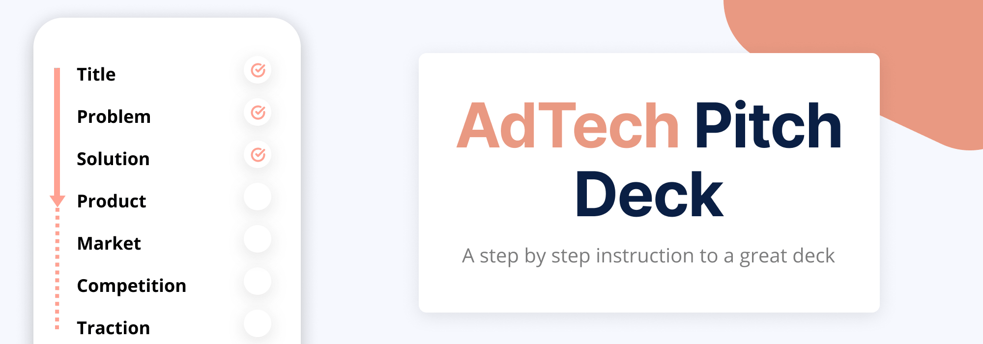 How to Create an Adtech Pitch Deck
