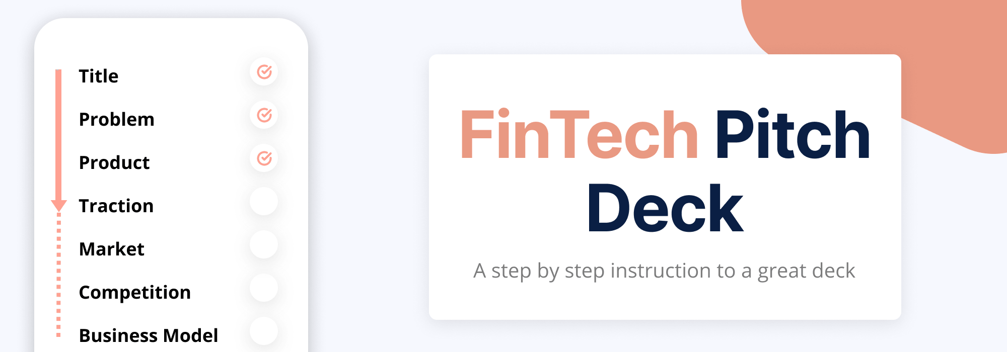 How to Create a Fintech Pitch Deck