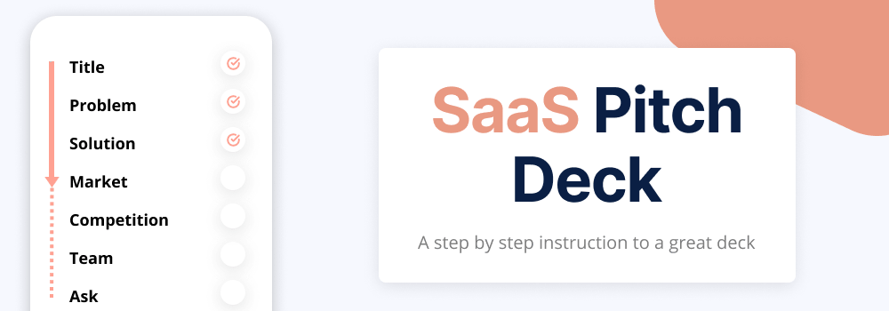 How to Create a SaaS Pitch Deck