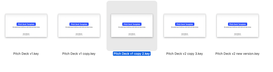 Building a Pitch Deck in Figma