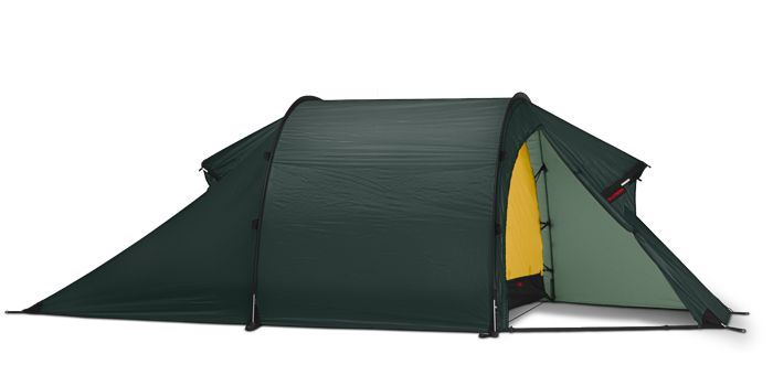 Hilleberg Nammatj 2 tent for wild camping