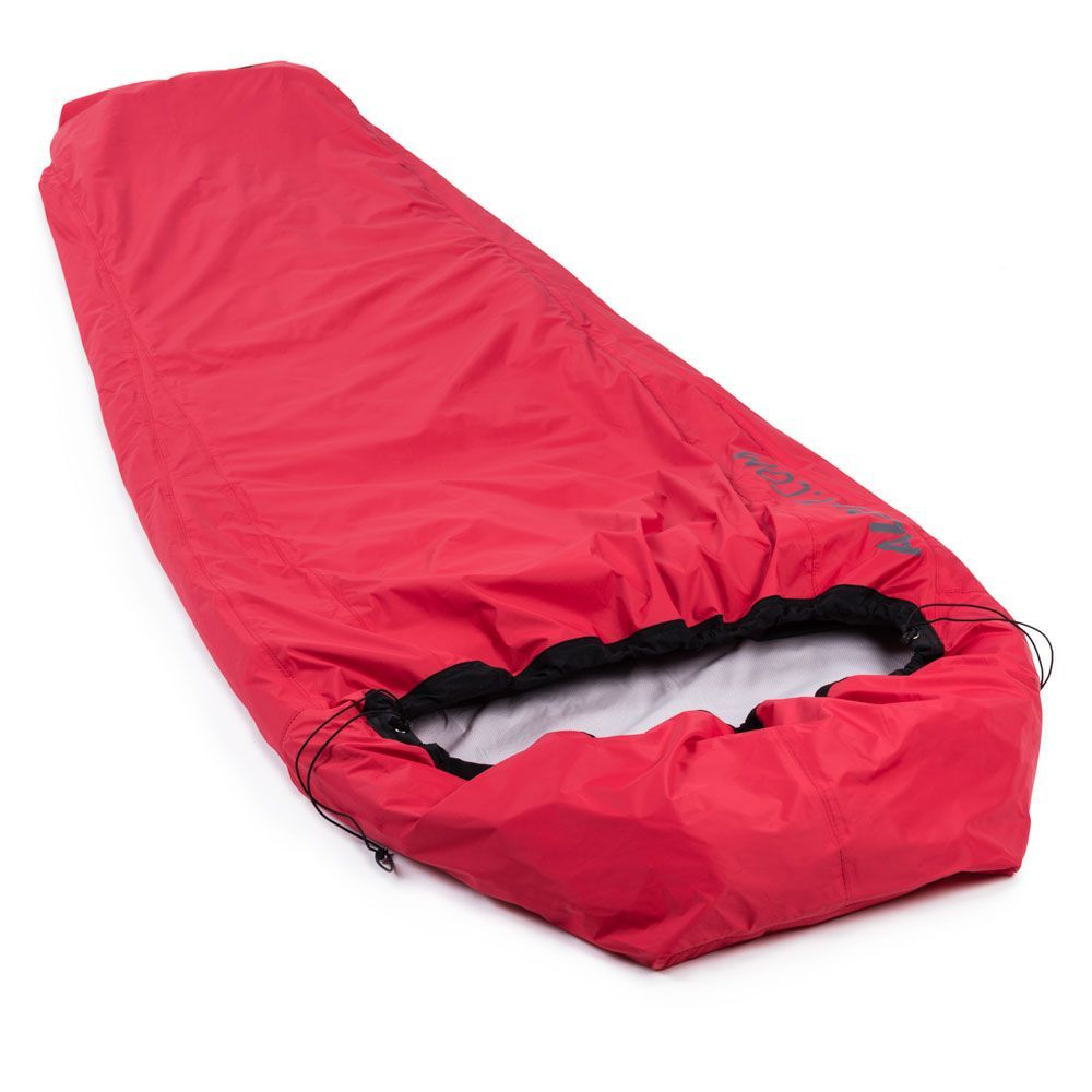 alpkit hunka bivvy bag for wild camping