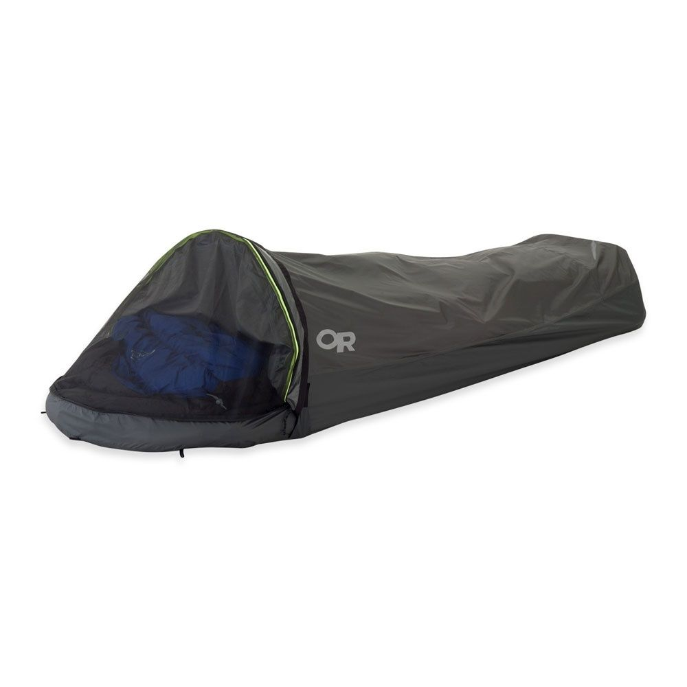 outdoor research helium bivvy bag for wild camping