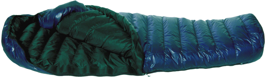 western mountaneering megalite sleeping bag for camping